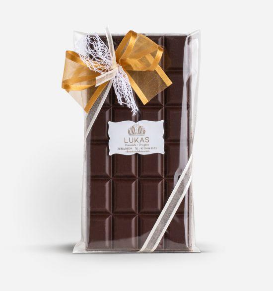 Tablette Caraïbe premium noir 66 % de cacao